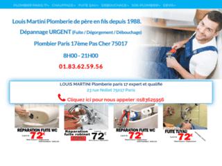 Travail de plomberie de qualité au meilleur prix