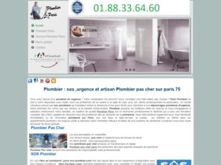 Paris SOS Plombier