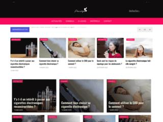 Le blog d'information sur la cigarette électronique