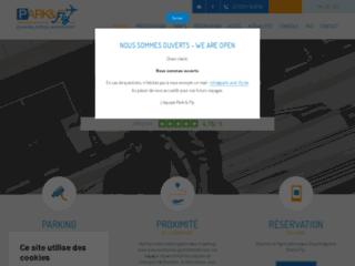Détails : Parking aéroport Charleroi