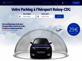 Détails : Parking pas cher à Roissy CDG
