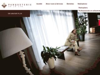 Conception, fabrication et pose de parquet par cher et de qualité en France