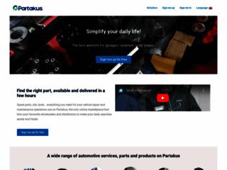 Partakus : Le coup d'accélérateur de la pièce détachée