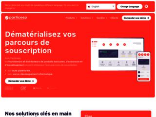 Détails : Particeep le site du crowdfunding