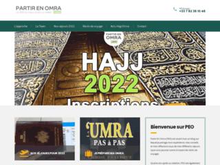 Pèlerinage à La Mecque grâce au blog Partir en OMRA
