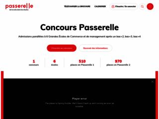 Détails : Concours Passerlle