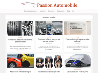 Détails : Passion automobile