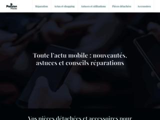 Détails : Passion mobile : réparer son smartphone chez soi