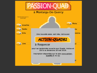 Passion-quad.net