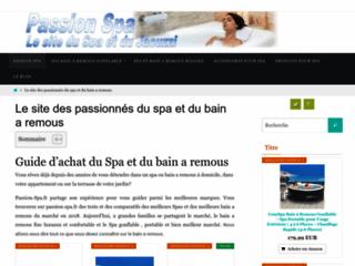 Détails : Comment choisir un spa