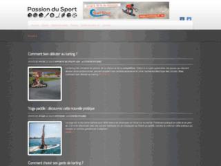 Conseils et infos pratiques sur tous les sports