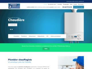 Plombier chauffagiste à Lamorlaye, près de Chantilly