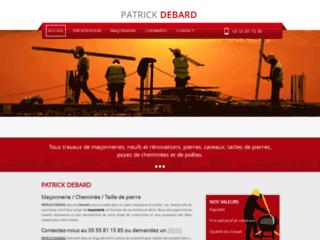 Détails : Maçonnerie et taille de pierre à Guéret   Patrick Debard
