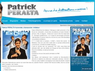 Détails : Patrick Peralta