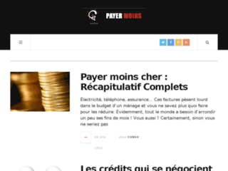 Le blog Payer Moins