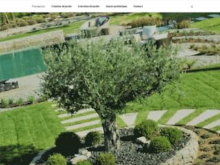 Détails : Entreprise paysagiste à Marseille