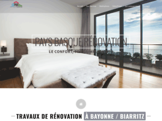 Détails : La rénovation de maison à Bayonne