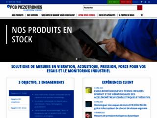 PCB Piezotronics, achat et location d'outils variés