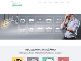 Détails : Agence de Communication Nancy - PealGCom