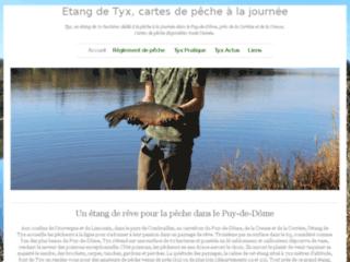 Détails : Etang de Tyx en Combrailles, Auvergne