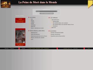 Détails : La Peine de Mort en France et dans le Monde