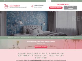 Détails : peintre en bâtiment à Vauville, Trouville-sur-Mer