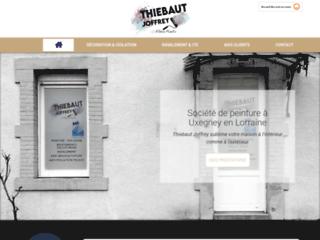 Thiebaut Joffrey :  Société de peinture et isolation à Uxegney en Lorraine