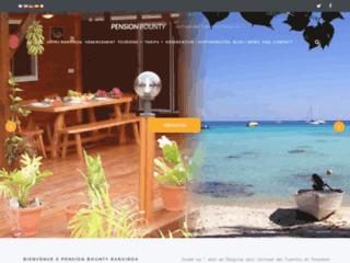 Détails : Pension Bounty, pension à Rangiroa (Polynésie française)