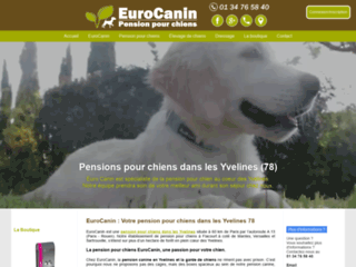 Euro canin : les experts canin