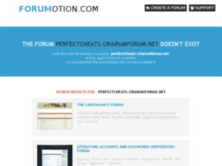 http://perfectcheats.criarumforum.net/