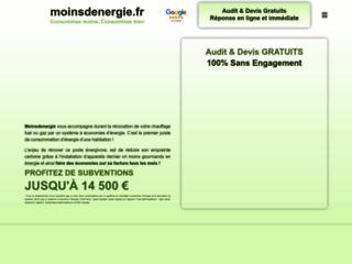 Performance énergie, expert en isolation de logement à 1 euro