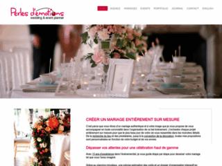 Détails : Agence de wedding planner à Paris, nous organisons des mariages sur mesure
