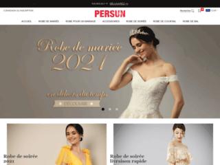 Robe de mariée classique à prix abordable