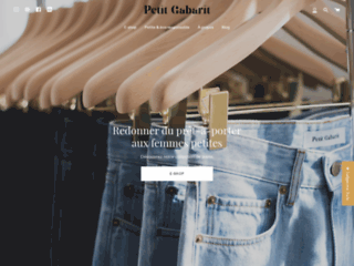 Vêtements tendances, de qualité et coupes aux longueurs adaptées, aux petites statures.