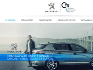 Détails : Combray Automobile Ringuedé, garage à Illiers-Combray