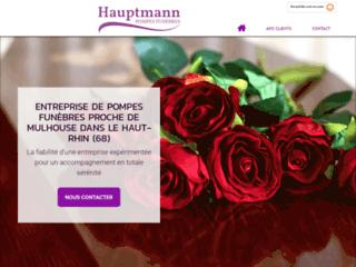 Pompes Funèbres Hauptmann à Cernay et Thann