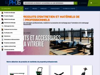 Détails : Votre boutique en ligne pour la propreté et l'hygiène