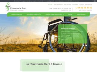 Pharmacie et Homéopathie à Grasse