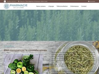 Détails : Pharmacie spécialisée dans les thérapeutiques naturelles à Cholet