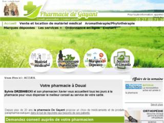 Détails : Pharmacie Douai