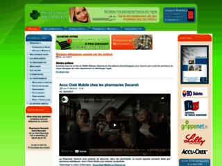 Détails : Pharmacies Decaroli, parapharmacie et matériel médical à Marseille 13