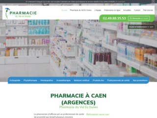 Pharmacie Caen, Argences