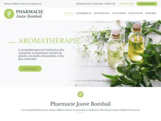 Pharmacie Jouve Bombail