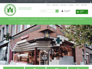 La Pharmacie de la Collégiale à Nivelles