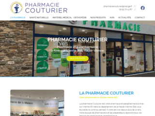 Pharmacie Couturier