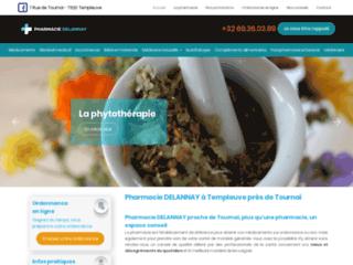 Pharmacie DELANNAY à Templeuve près de Tournai