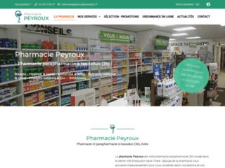 Pharmacie Peyroux