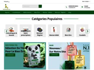 Détails : La pharmacie en ligne avec Pharmanovea