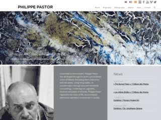 Philippe Pastor, artiste et créateur engagé à la protection de la nature