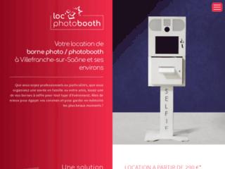 Location de photobooth / borne à selfie à Villefranche-sur-Saône et ses environs